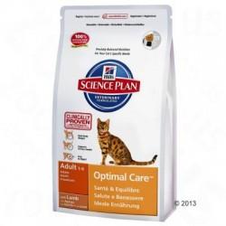 Hill's Feline Adult Lam Kattenvoer