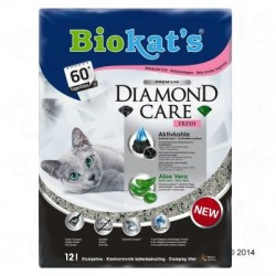 Biokats Diamond Care Fresh Kattenbakvulling