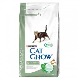 Cat Chow Adult Special Care Sterilised Kattenvoer