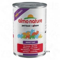 Almo Nature Daily Menu Kattenvoer 6 x 400 g - Kalkoen