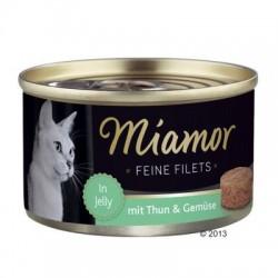 Miamor Fijne Filets Kattenvoer 6 x 100 g