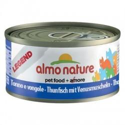 Almo Nature Legend Kattenvoer 6 x 70 g - Tonijn & Inktvis