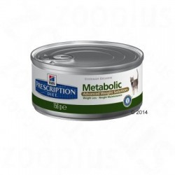 Hills Prescription Diet Feline Metabolic Kattenvoer - 6 x 156 g