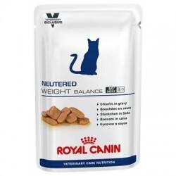 Royal Canin Neutered Weight Balance Vet Care Nutrition 24 x 100 g