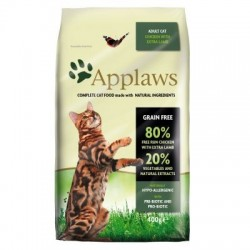 Applaws Adult kip met lam