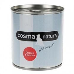Cosma Nature Kattenvoer 6 x 280 g