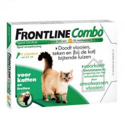 Frontline Combo Spot On voor Katten