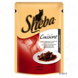 Sheba portiezakjes 6 x 85 g kattenvoer