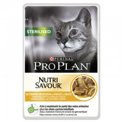 Pro Plan Sterilised 6 x 85 g Kattenvoer