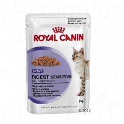 Royal Canin Digest Sensitive in Saus Kattenvoer