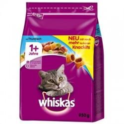 Whiskas 1+ Tonijn