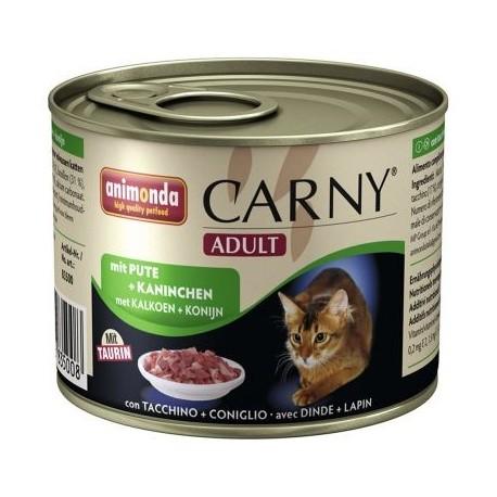 animonda carny adult kattenvoer 6 x 200 g katten. Black Bedroom Furniture Sets. Home Design Ideas