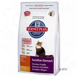 Hill's Feline Sensitive Stomach Adult Kattenvoer