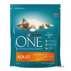 Purina ONE Adult Kip & Volkorenrijst Kattenvoer