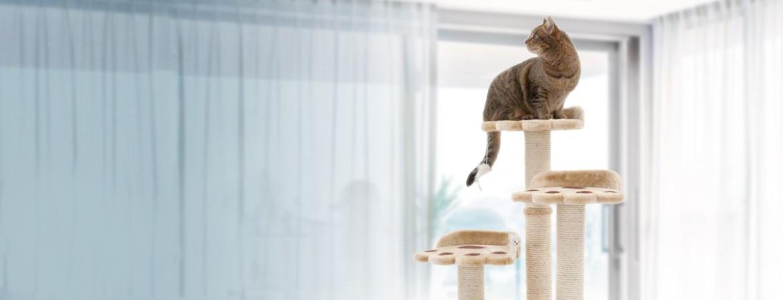 katten krabpalen