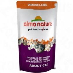 Almo Nature Adult Konijn Kattenvoer - 3 x 750 g