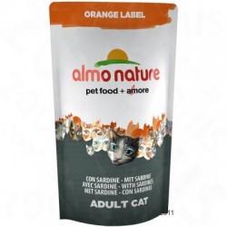 Almo Nature Adult Sardientjes Kattenvoer - 750 g