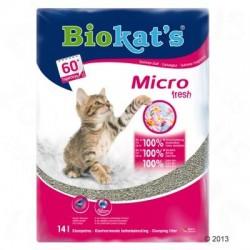 Biokats Micro Fresh Kattenbakvulling