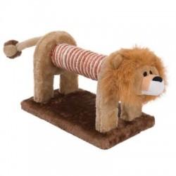 Kattenspeelgoed Krab-Leeuw L 28 x B 17 x H 17 cm