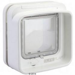 Kattenluik SureFlap DualScan Microchip