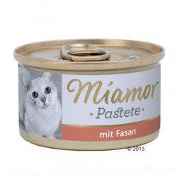 Miamor Pastei Kattenvoer 12 x 85 g