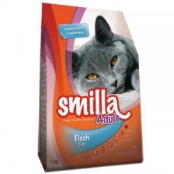 Smilla Adult Vis Kattenvoer