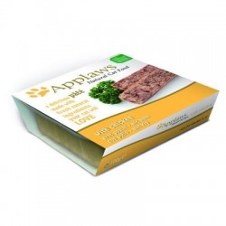 Applaws Pate Kattenvoer 10 x 100 g