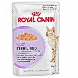 Royal Canin Sterilised in Saus Kattenvoer 24 x 85 g