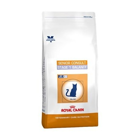 Royal Canin Senior Consult Stage 1 Vet Care Nutrition