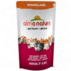 Almo Nature Adult Rund Kattenvoer - 3 x 750 g