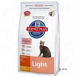 Hill's Feline Adult Light Kip Kattenvoer