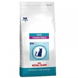 Royal Canin Skin Young Male Vet Care Nutrition Kattenvoer