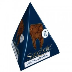 Sanabelle Dental Snack in piramide 12 x 20 g