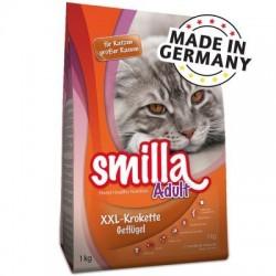 Smilla Adult XXL-brokken gevogelte Kattenvoer