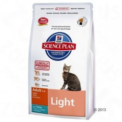 Hill's Feline Adult Light Tonijn Kattenvoer