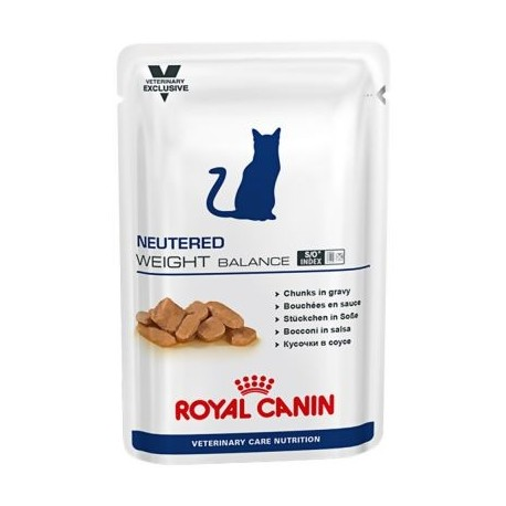 Royal Canin Neutered Weight Balance Vet Care Nutrition 24 x 100 g