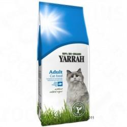 Yarrah Bio met vis Kattenvoer