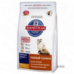 Hill's Feline Hairball Control Mature Adult Senior Kattenvoer