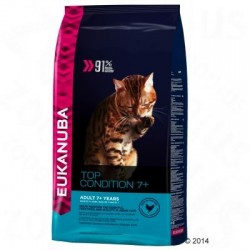 Eukanuba Top Condition 7+ Mature/Senior Kattenvoer