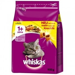 Whiskas 1+ Kip