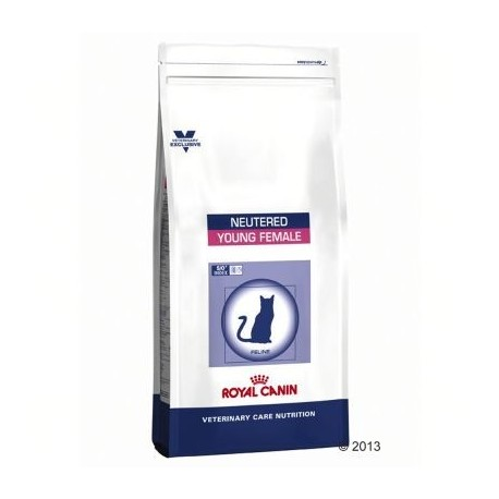 Royal Canin Neutered Young Female Vet Care Nutrition