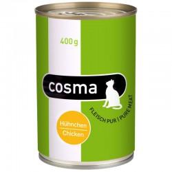 Cosma Original in Gelei Kattenvoer 6 x 400g