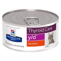 Hills Prescription Diet Feline y/d Kattenvoer