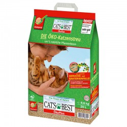 Cat's Best Eco Plus kattengrit