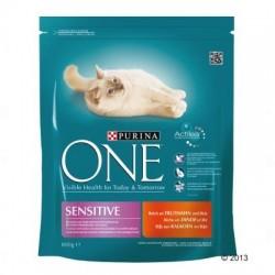 Purina ONE Sensitive Kattenvoer