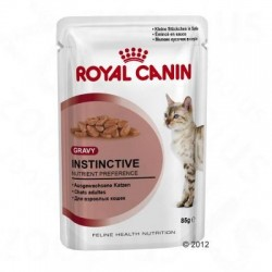 Royal Canin Instinctive in Saus Kattenvoer