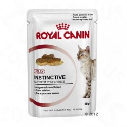 Royal Canin Instinctive in Gelei Kattenvoer